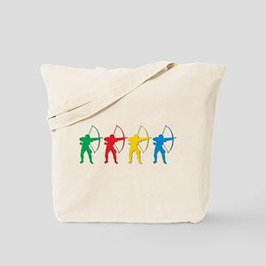 Archery Archers Tote Bag