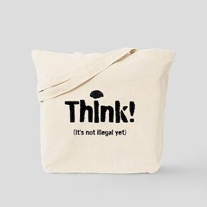 Think! Tote Bag