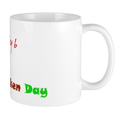 Mug: Fried Chicken Day