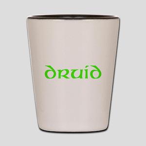Druid Shot Glass