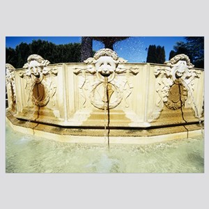 Close-up of a fountain, Vina del Mar, Sausalito, C