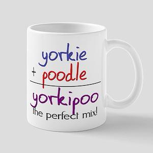 Yorkipoo PERFECT MIX Mug
