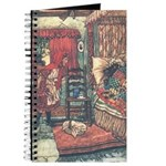 Folkard's Red Riding Hood Journal