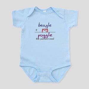 Puggle PERFECT MIX Infant Bodysuit