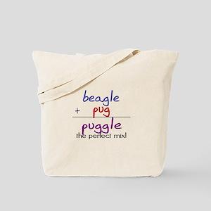 Puggle PERFECT MIX Tote Bag