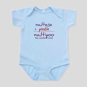 Maltipoo PERFECT MIX Infant Bodysuit