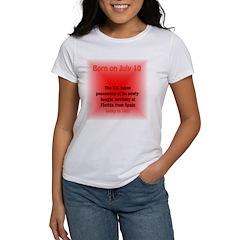 0710at_ustookpossessionofflorida T-Shirt
