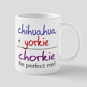 Chorkie PERFECT MIX Mug