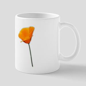 California Poppy Mug Mugs