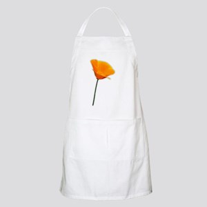 California Poppy Apron