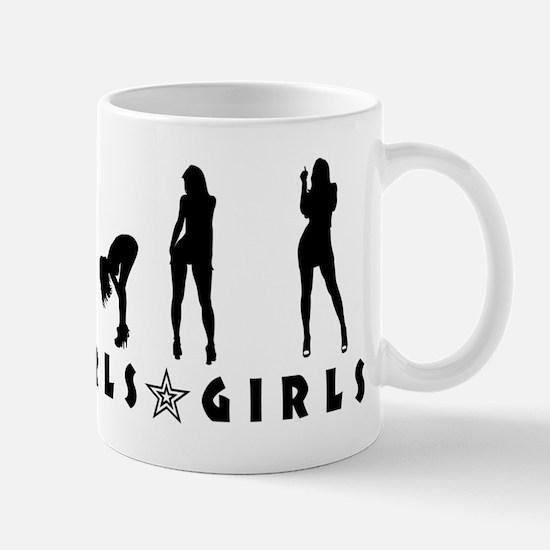 Girls Girls Girls Mug