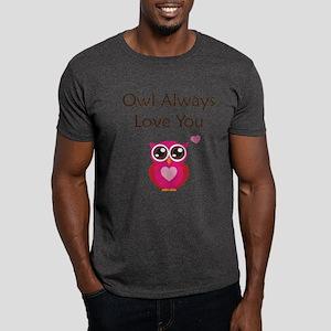 Owl Always Love You Dark T-Shirt