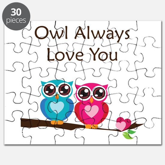Owl Always Love You Puzzle