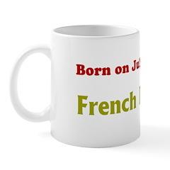 Mug: French Fries Day