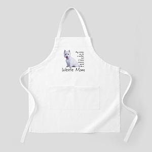 Westie Mom Apron