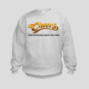 Norm! Kids Sweatshirt
