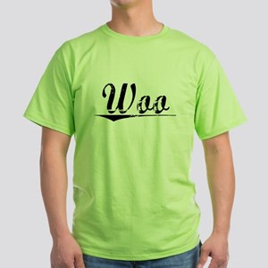 Woo, Vintage T-Shirt