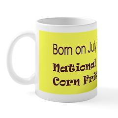 Mug: Corn Fritters Day