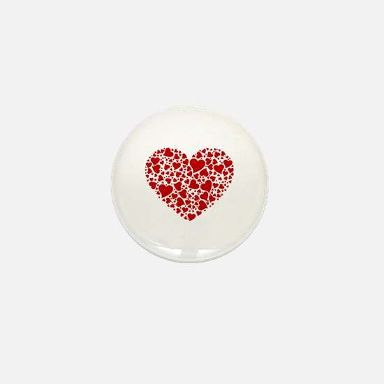 In Love With You Mini Button
