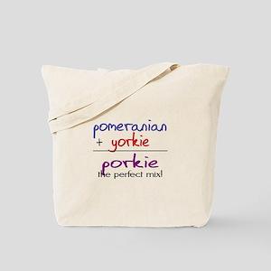 Porkie PERFECT MIX Tote Bag