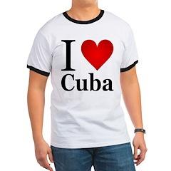 I Love Cuba T