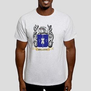 Ballista Family Crest - Ballista Coat of A T-Shirt