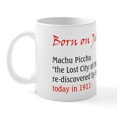 Mug: Machu Picchu