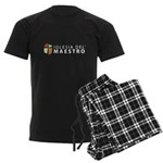 Iglesia Del Maestro (4Clr, H) Men's Dark Pajamas