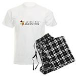 Iglesia Del Maestro (4Clr, H) Men's Light Pajamas