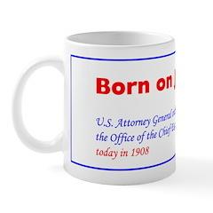 Mug: U.S. Attorney General ordered immediate staff