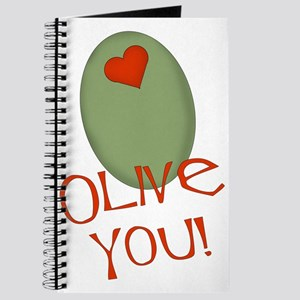 Olive You! Journal