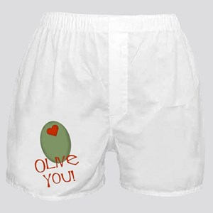 Olive You! Boxer Shorts