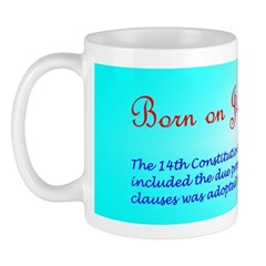 Mug: 14th Constitutional Amendment that included t
