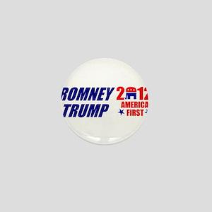 ROMNEY TRUMP 2012 TRUMP VP RO Mini Button