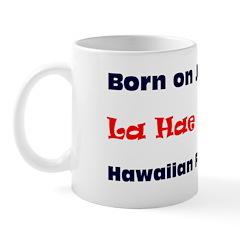Mug: La Hae Hawai'i Hawaiian Flag Day