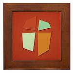 Iglesia Del Maestro (Ico-4c) Framed Tile