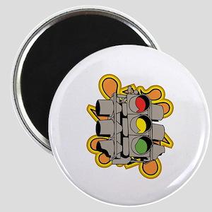 Traffic Light. Magnet