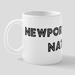 Newport Beach Native Mug