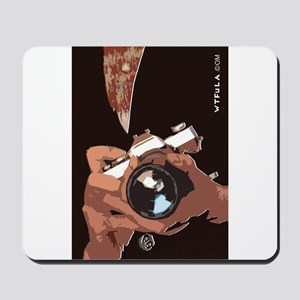 Shoot Mousepad