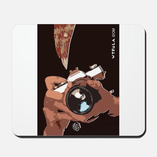 Shoot Mousepad