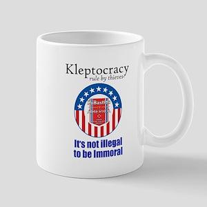 PoBastids Kleptocracy Line of Products - Mug