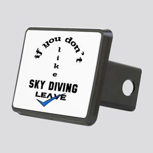 If you don't like Sky Divi Rectangular Hitch Cover