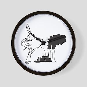 Environment Wall Clock