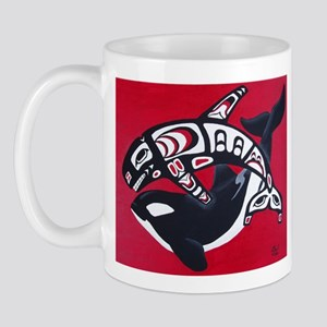 Spirit of the Orca Mug