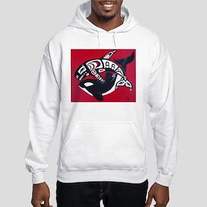 Spirit of the Orca Hooded Sweatshirt