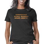 Global Warming Heretic trs Women's Classic T-Shirt