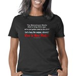 New Media 2 trsp Women's Classic T-Shirt