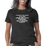 Liberal talk radio trsp Women's Classic T-Shirt