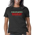 che capitalist trsp Women's Classic T-Shirt