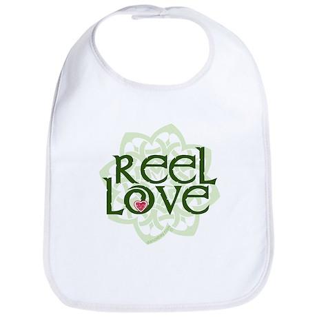 Reel Love for Irish Dance by DanceBay.com Bib